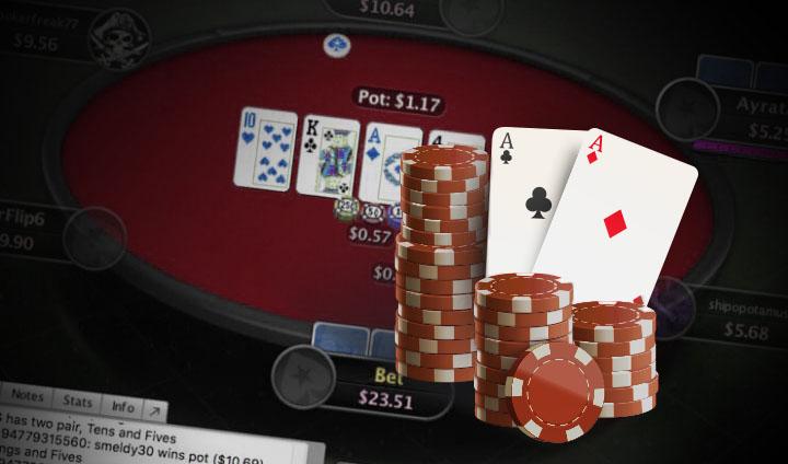 Trik Dapatkan Kombinasi Kartu Poker Online Tertinggi